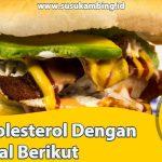 Cegah Kolesterol Dengan Hal Berikut