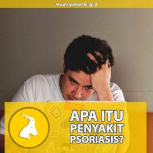Apa itu penyakit Psoriasis