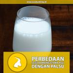 Perbedaan Susu Kambing Etawa Asli dengan Palsu