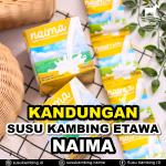 Kandungan Susu Kambing Etawa Naima