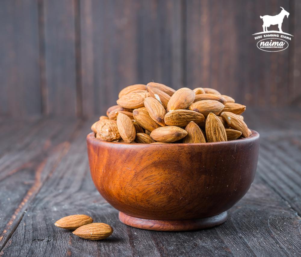 Almond [susukambing.id]