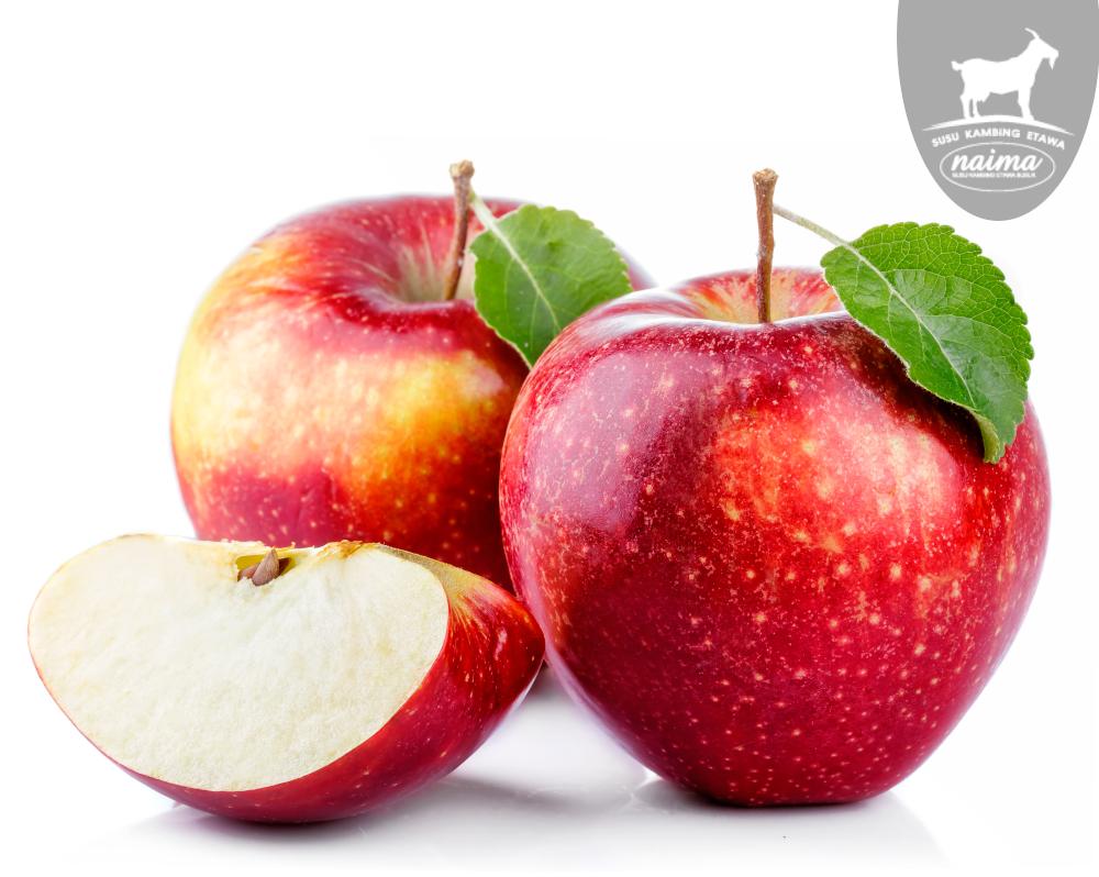 Buah Buahan Untuk Diet - Apple [susukambing.id]