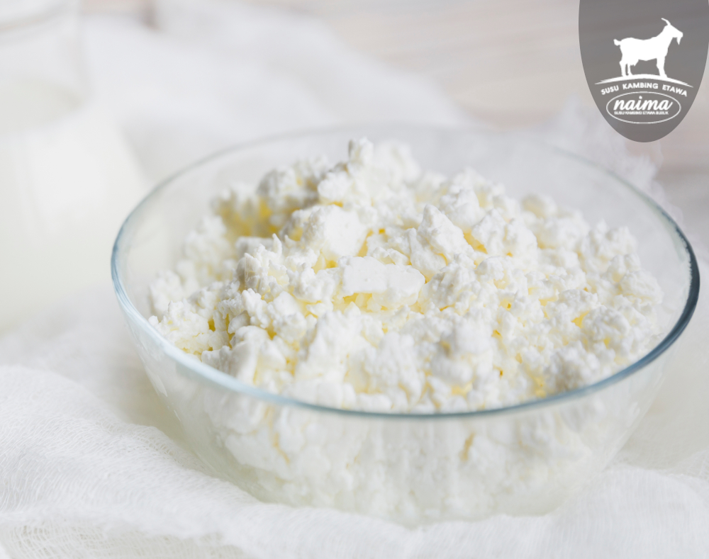 Cottage Cheese [susukambing.id]