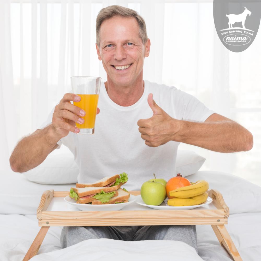Cara Menjaga Kesehatan Jantung - Makan Makanan Yang Sehat [susukambing.id]