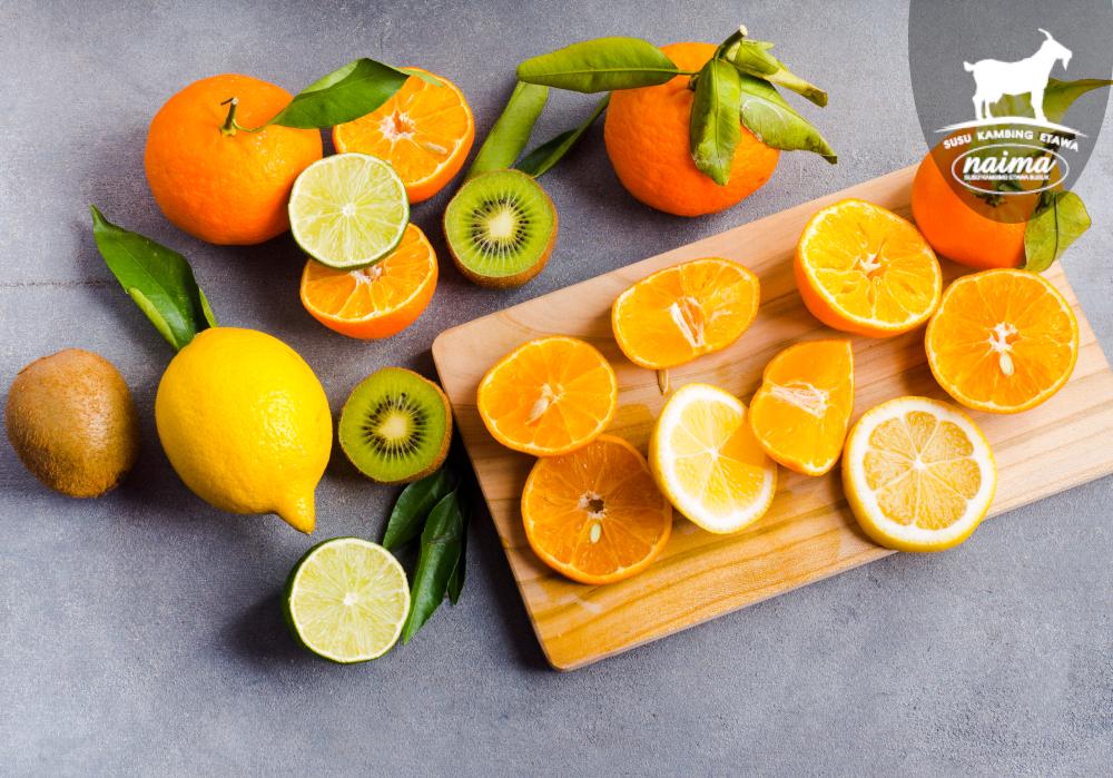 Makanan Mengandung Vitamin C [susukambing.id]