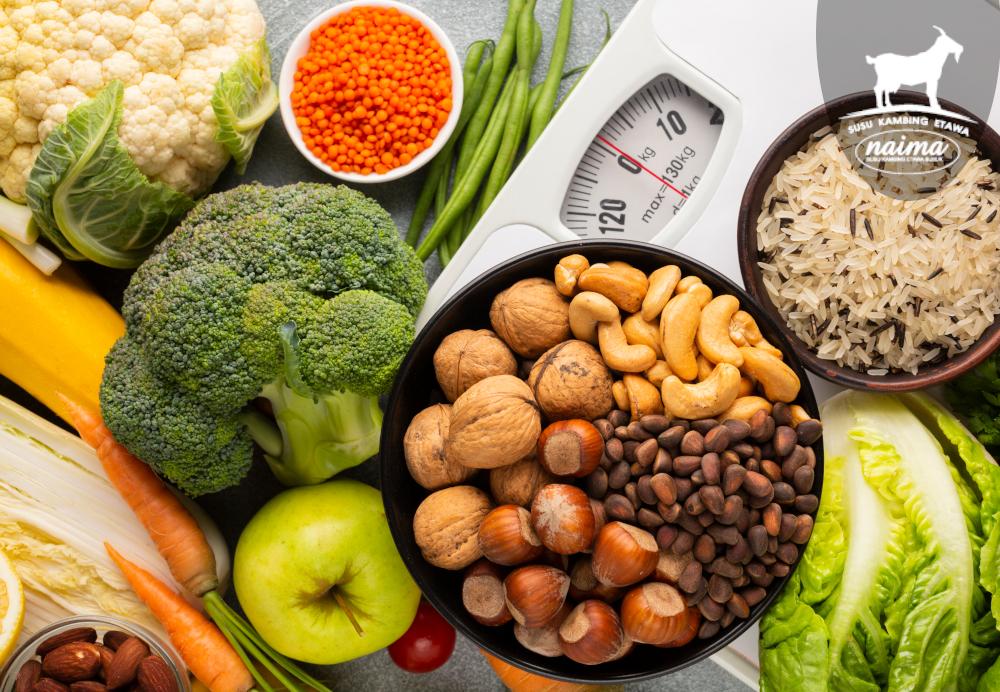 Makanan Sehat Untuk Anak - Menerapkan Pola Makan Sehat [susukambing.id]