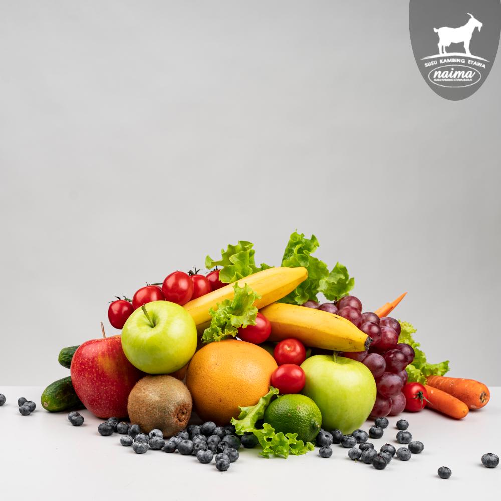 Cara Menjaga Kesehatan Jantung - Mengonsumsi Makanan-makanan Sehat [susukambing.id]