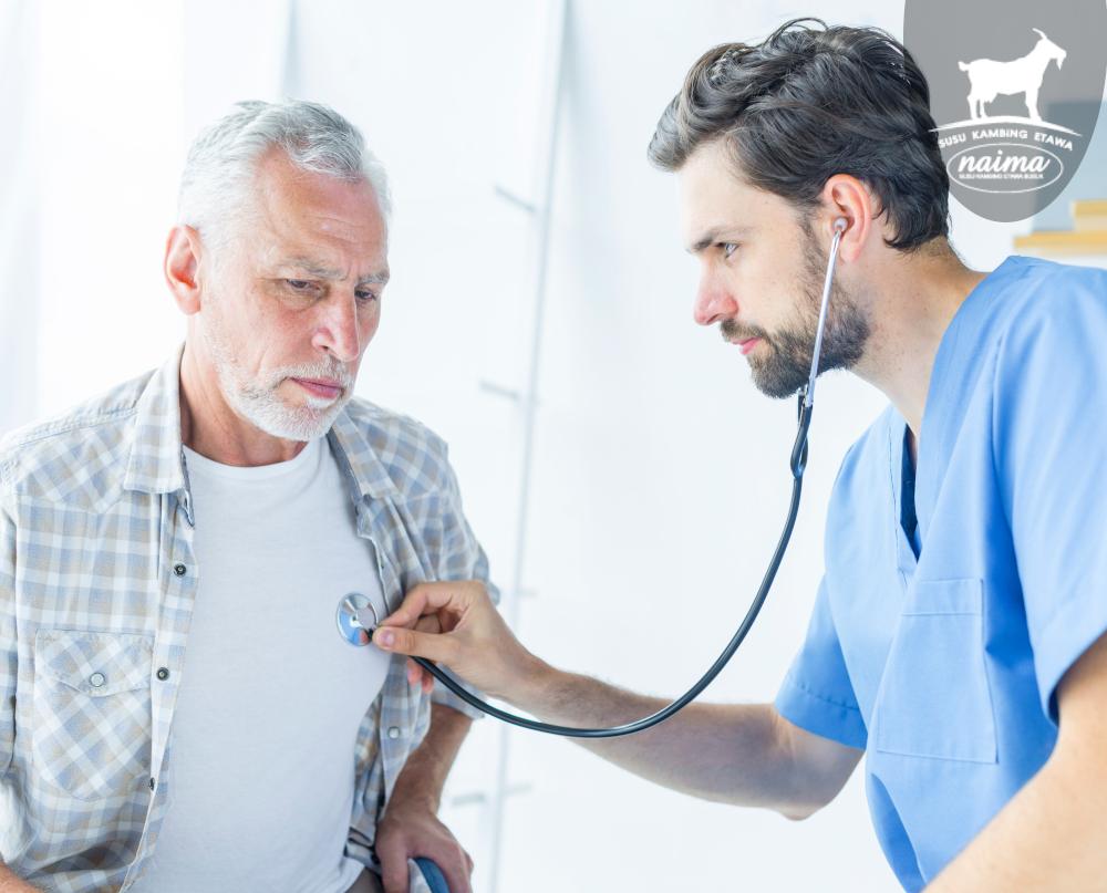 Perawat dan Pasien [susukambing.id]