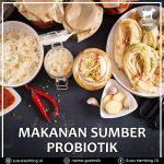Makanan Sumber Probiotik Yang Baik Untuk Kesehatan Pencernaan