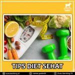 Tips Diet Sehat Untuk Menurunkan Berat Badan Secara Efektif
