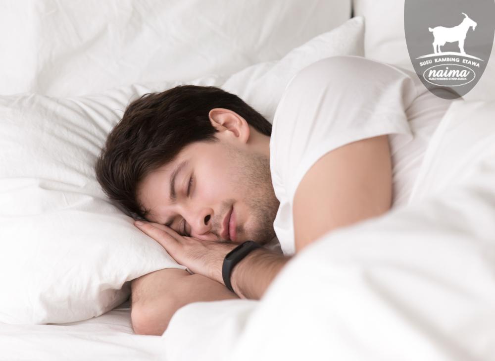 Cara Memperbaiki Sistem Metabolisme - Tidur Yang Cukup [susukambing.id]